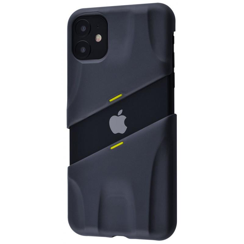 Чехол Baseus Game Case (PC) iPhone 11 (gray)