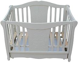 """Детская кроватка """"Камелия"""" Angel baby"""