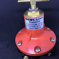 GOK Регулятор тиску газу APS2000 230 кг/год 0,2-2 bar IG 3/4NPT з маноментром