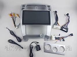 Штатная автомагнитола Hyundai Tucson 2006-2013 на Android с хорошей звуковой настройкой