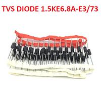 Диод защитный (супрессор) VISHAY 1.5KE6.8A 1.5KW 6.8V DO201