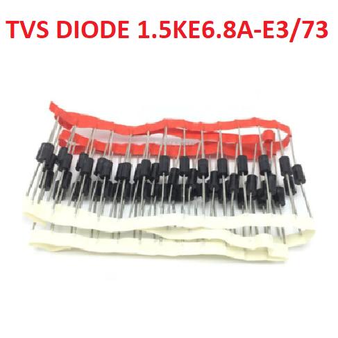 Захисний діод (супресор) VISHAY 1.5KE6.8A 1.5 KW 6.8 V DO201