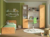 Детский мебельный набор Джери МДФ. Детская комната. Мебель в детскую
