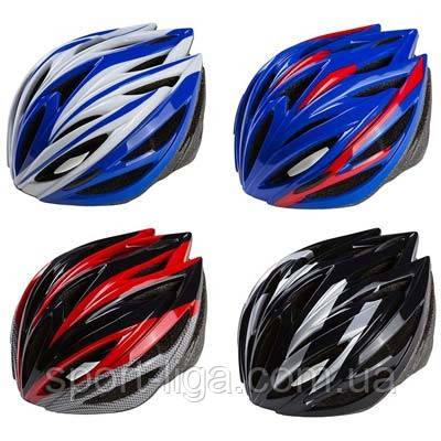 Велошлем защитный