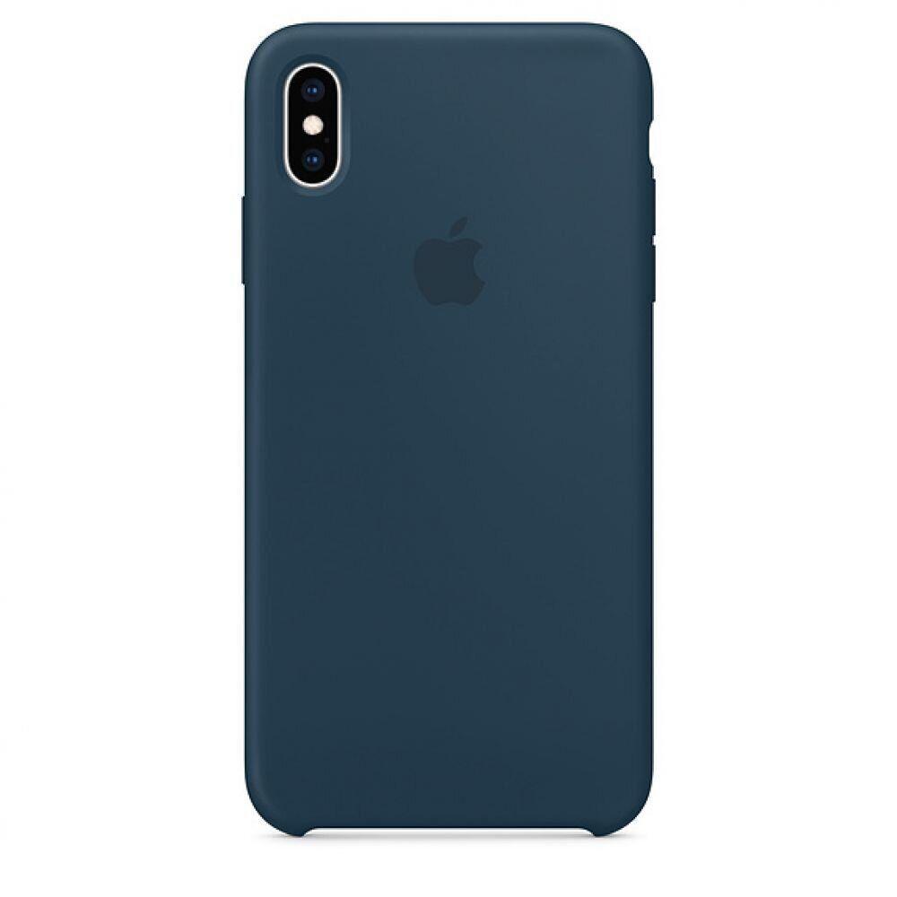 Чохол Apple (MC) iPhone XS Max (Green Pacific)