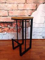 Барный стул LOFT 75 см (30*30 см), фото 1