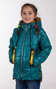 Куртка для девочки на весну от производителя  34-44  бирюза