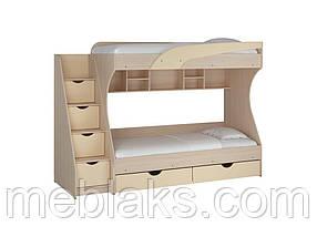 Двухъярусная кровать «Кадет», фото 3