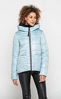 Короткая весенняя женская куртка от украинского производителя Mangelo