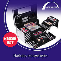 Наборы декоративной косметики оптом. Прямые поставки от производителя (Израиль, Корея, Европа, США)