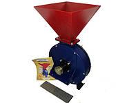 Молотковая дробилка зерна (без двигателя)