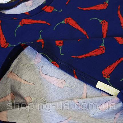 Футболка для мальчика перчики Five Stars KX0294-128p, фото 2