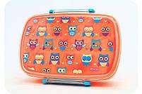 Контейнер для еды детский «Owls» 705458, фото 2