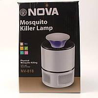 Лампа от насекомых Nova NV 818, Лампа від комах
