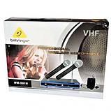 Радиомикрофон для вокала и караоке Behringer WM501R, караоке микрофон Караоке микрофоны, фото 6