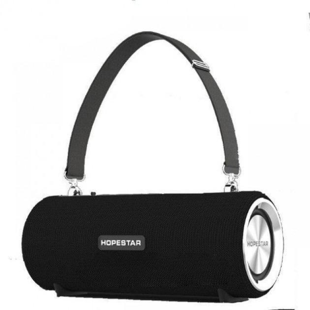 Портативная Мощная стерео колонка HOPESTAR H39, Беспроводная влагозащищенная колонка Bluetooth Портативные