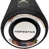 Портативная Мощная стерео колонка HOPESTAR H39, Беспроводная влагозащищенная колонка Bluetooth Портативные, фото 3