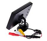 Дисплей LCD 4.3'' JL403HR для камеры заднего вида, Монитор для автомобиля, Экран в машину, Монитор автомобильный для камеры, фото 5