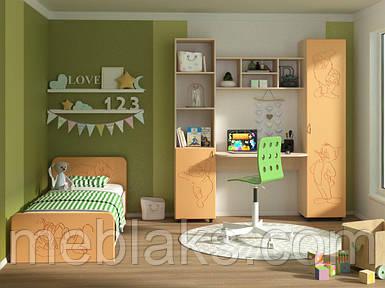 Детский комплект мебели «Джерри» ДСП