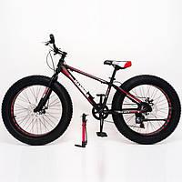 "Велосипед S800 Hammer Extrime24"" Fat bike"