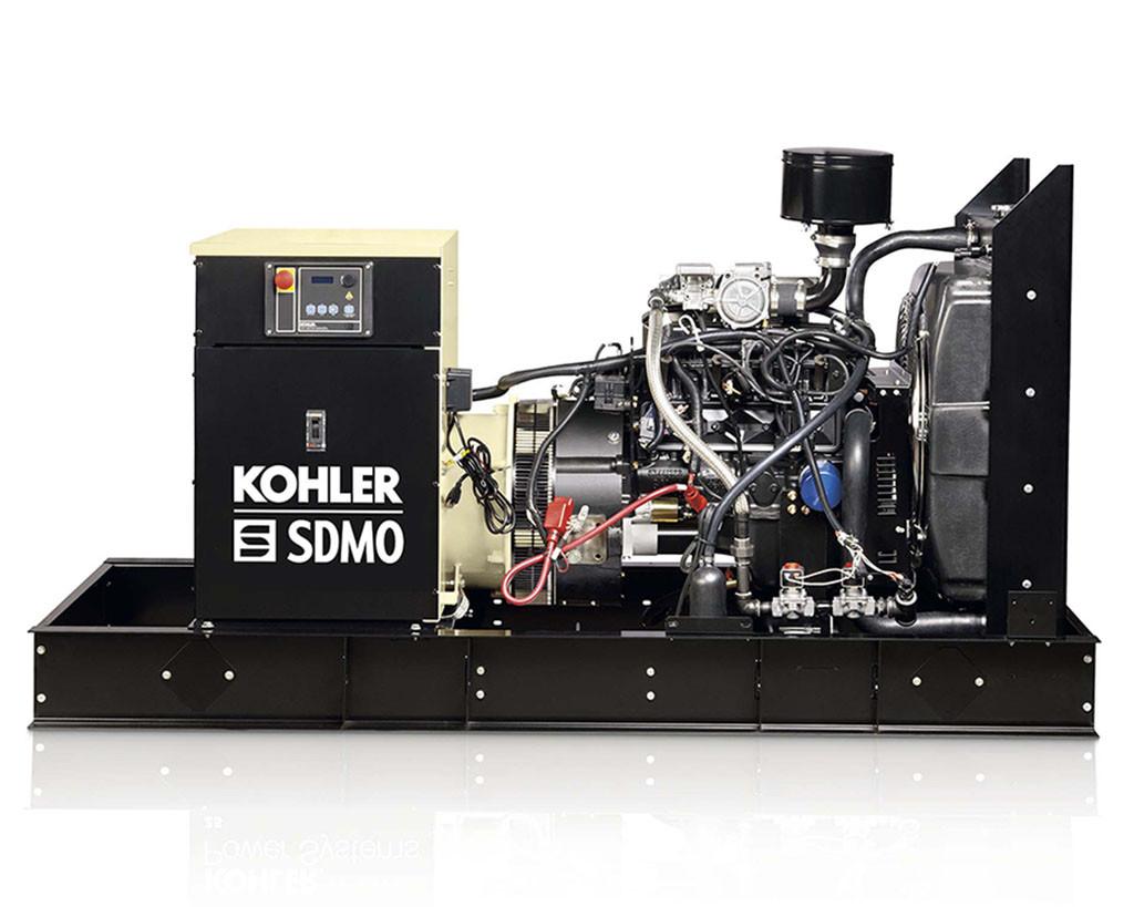 Трехфазный газовый генератор SDMO GZ25 (20 кВт)
