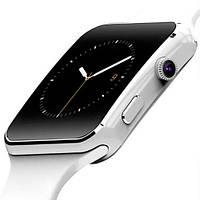"UWatch Умные часы ""GS"" Smart X6 White"