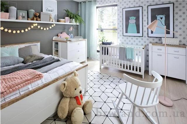 Детская мебель Dreviso BRW