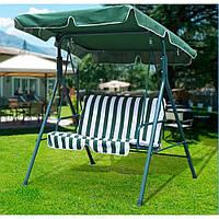Садова качеля, садовая качеля, садовая качеля 2х - местная  Bonro Relax