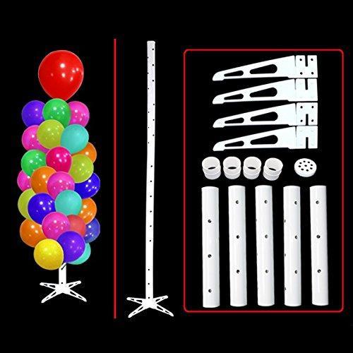 Пластиковая витрина для воздушных шаров. Высота: 1,77м. Пр-во: Китай,