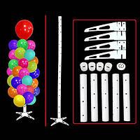 Пластиковая витрина для воздушных шаров. Высота: 1,77м. Пр-во: Китай,, фото 1