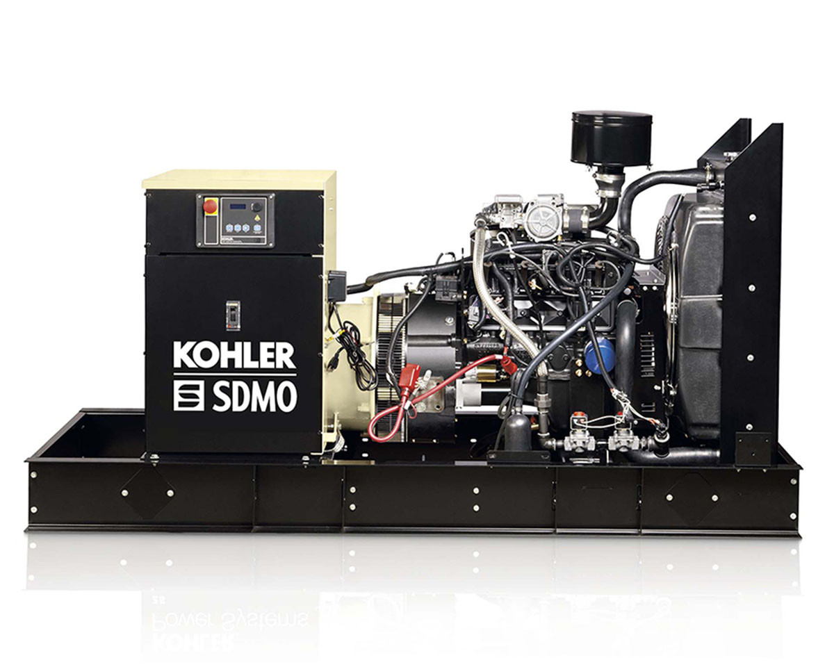 Трифазний газовий генератор SDMO GZ30 (24.8 кВт)