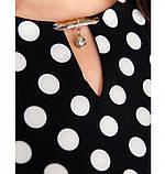 Платье Minova 117-003-черный, фото 2