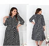 Платье Minova 117-003-черный, фото 4