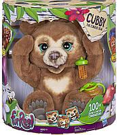 Интерактивная игрушка FurReal Friends Медвежонок Кабби Cubby The Curious Bear E4591 оригинал
