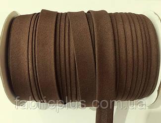 Косая  бейка  матовая 15 мм №93 (50% п/э 50% коттон)