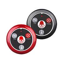 Пульты на 4 кнопки для систем вызова официанта Retekess T117, комплект 10 штук