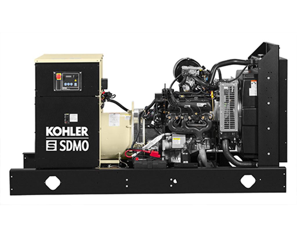 Трехфазный газовый генератор SDMO GZ45 (32.8 кВт)