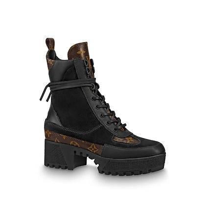 Стильные женские ботинки Louis Vuitton, фото 2
