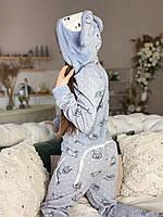 Пижама комбинезон кигуруми овечка