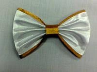 Бабочка золотая-белая
