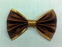 Бабочка золотая-коричневый