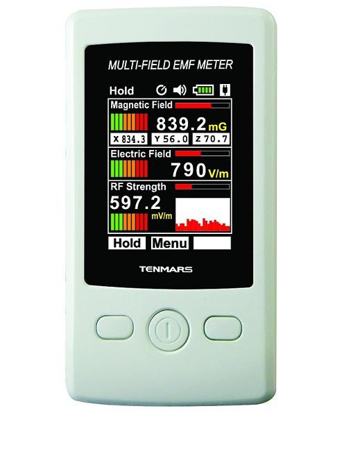 Tenmars TM-190 Тестер інтенсивності електромагнітного випромінювання