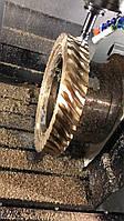 Многозаходной червячный вал и червячные колесо