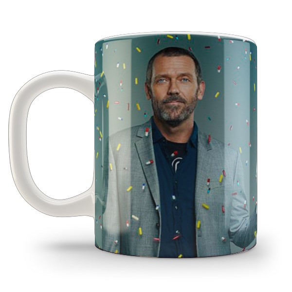 Кружка чашка Доктор Хаус