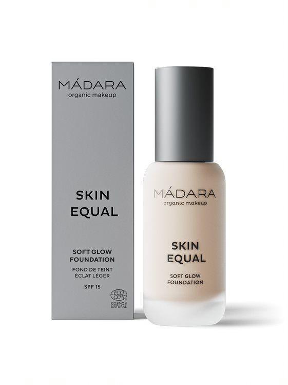 Рідка тональна основа № 10 Фарфор Madara Cosmetics, 30 мл