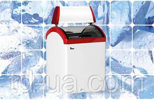 """Холодильная витрина M100V """"прикассовая"""" Juka"""