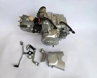 Двигатель 72 см3 Альфа, Дельта (механика)