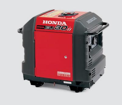 Инверторный бензиновый генератор Honda EU 30IS1 (2.8кВт)