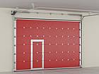 Секционные противопожарные ворота DoorHan с классом огнестойкости EI30, фото 2