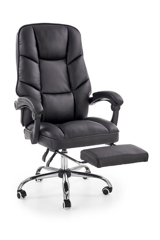 Кресло офисное ALVIN черный (Halmar)